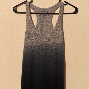 Blue and Gray Sleep top